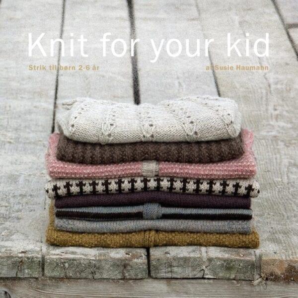 Knit for your kid – mellem forside