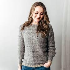 basic sweater my size